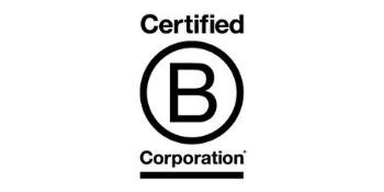 certified b corp benefit corporation logo