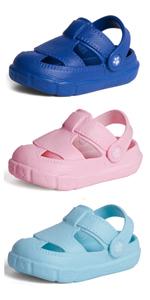 girls garden shoes slipper sandals