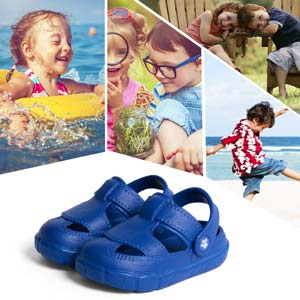 beach sandals for baby girl and boy