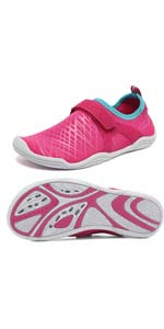 hole quick dry kid girl watershoes