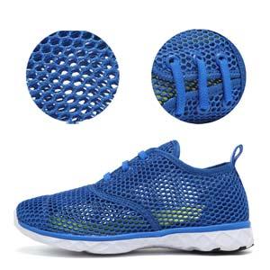 mesh quick dry boys sport shoes
