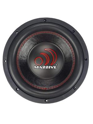 massive audio speaker tweeter amplifier subwoofer car sound music bass beat speakers coaxial summo