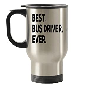 Bus Driver coffee cup