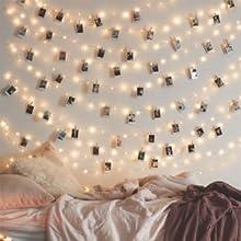 photo clip string light