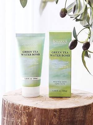 Green Tea Water Bomb Cream