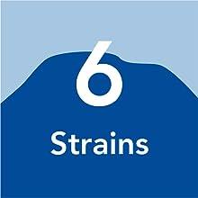 6 Strains