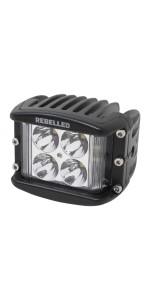 side light led cube