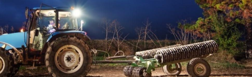 tractor led light bar cree