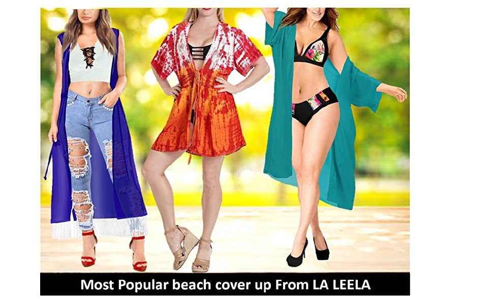 MOST POPULAR BEACH COVER UP FOR WOMEN