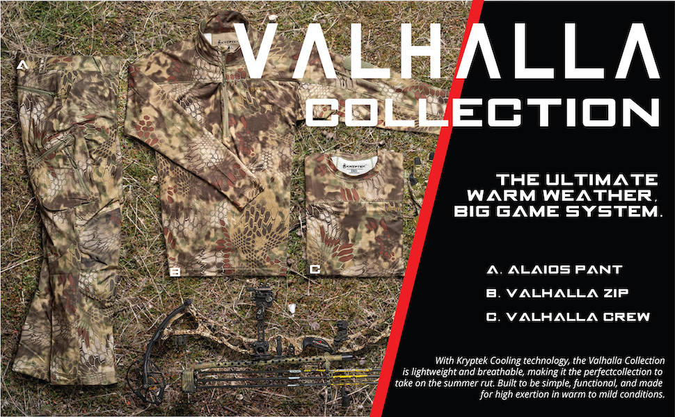 Valhalla Collection Hunting Camo