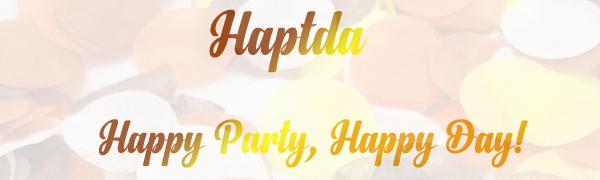 Haptda balloons