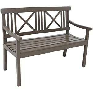 outdoor indoor wooden garden bench design porch patio backyard entry loveseat outside furniture area