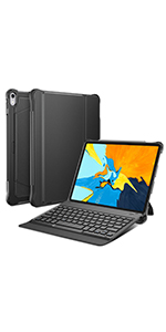 Detachable Keyboard Case for iPad Pro 11 2018