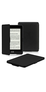Kindle Paperwhite case for Generations Prior to 2018
