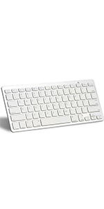 Wireless Bluetooth Keyboard for iOS Devices