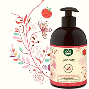 hand soap vegan natural organic