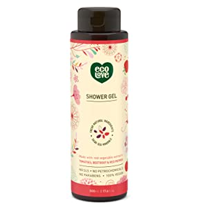 shower gel vegan natural organic