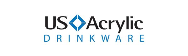 US Acrylic Drinkware