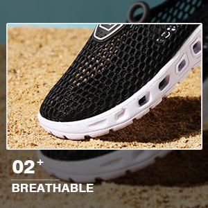quick drey aqua shoes