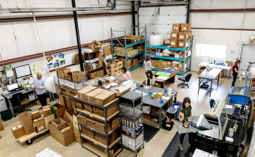 Warehouse, About us