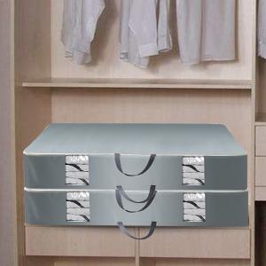 Underbed Comforter Organization