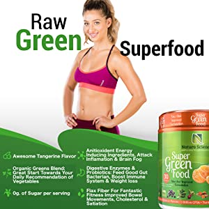 Raw Green Foods