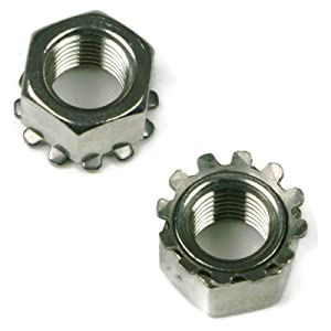 stainless steel keps nuts