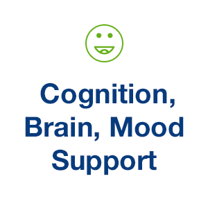 Cognition, Brain and Mood Support