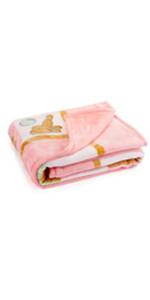 toddler blanket coverlet bedspread soft breathable cute sheet pillow