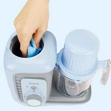elechomes baby food maker cooker 4