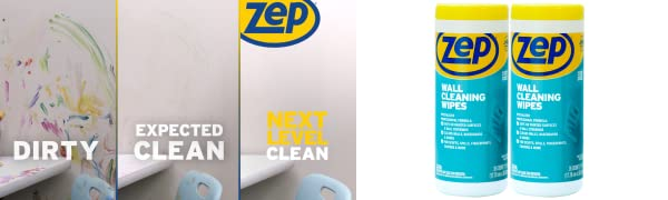 zep wall wipes scuffs scuff cleaning wipe professional clean