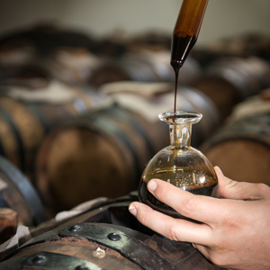 balsamic vinegar of modena italy aged in wood barrels slow aged balsamico acetaia