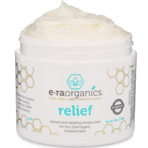 Relief Moisturizer for eczema and psoriasis