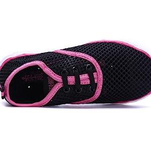 1210 Pink/Black Top Angle