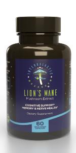 Lion's Mane botle