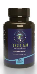 Turkey Tail bottle
