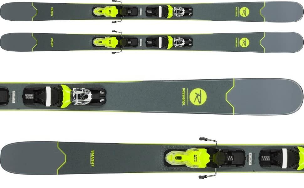 Smash 7 Men's Skis 180 w/Look Xpress 10 Bindings