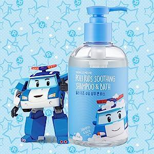 Poli Kids Soothing Shampoo Bath