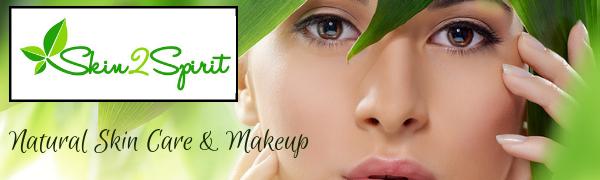 skin2spirit organic foundation, vegan, cruelty free, gluten free, natural