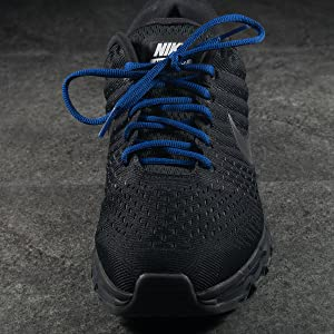Blue Navy Royal Oval Athletic Running