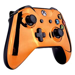 XB1 Chrome Orange 2