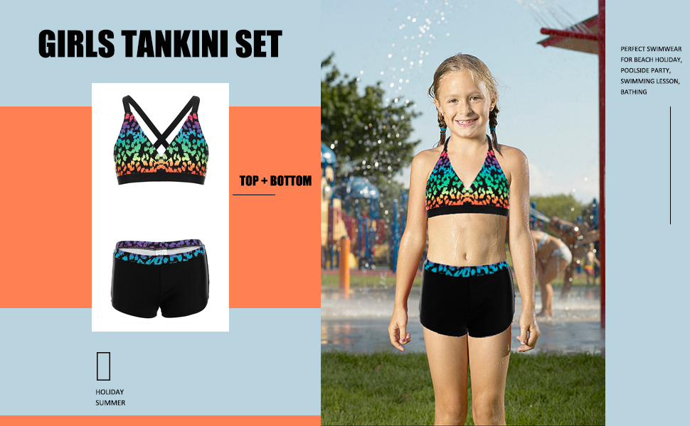 girl tankini