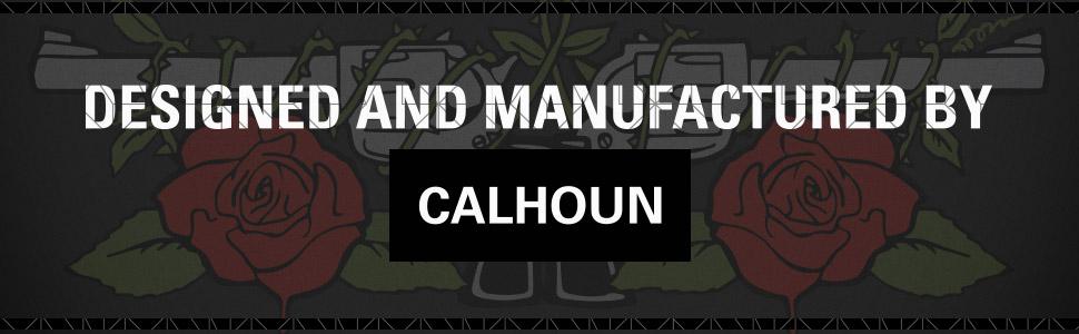 Official Guns N Roses Merchandise Calhoun Clothing