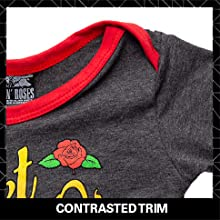 Official Guns N Roses Baby Onesie