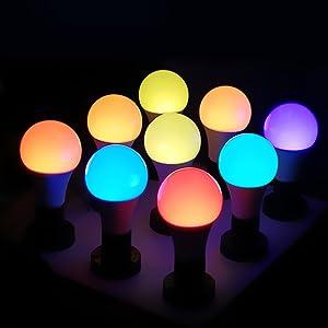 dynamic led bulb