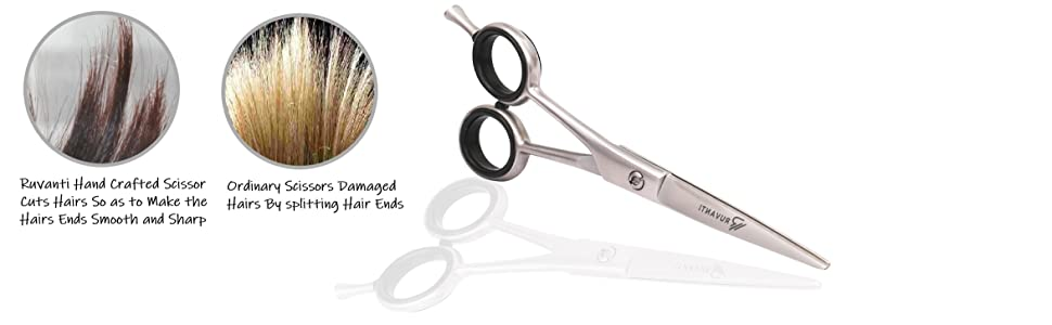 Left handed hair shears lefty hair shears left handed hair cutting scissors  scissors for left hand