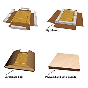 package wood solid