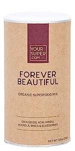forever beautiful healthy skin hair anti aging