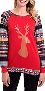 Christmas Elk Shirt