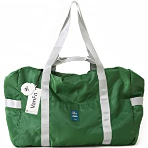 Front Picture Of VanFn Travel Duffel Bag